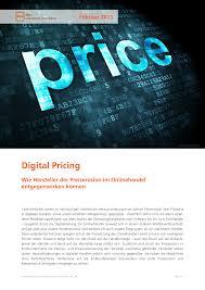 K Hen Anbieter Digital Pricing Wie Hersteller Der Preiserosion Im Onlinehandel