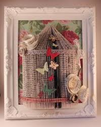 Shabby Chic Bird Cages by Book Folding U2013 The Extensive Guide Origami Books Book Folding