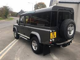 land rover defender 4 door interior 2003 land rover defender 110 td5 county station wagon