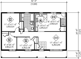 28 x 40 ranch house plans design homes