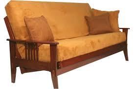 Wooden Futon Sofa Beds Futon Sofa Frame Roselawnlutheran