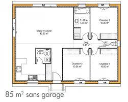 plan de maison gratuit 4 chambres plans de maisons gratuits 7 charmant plan maison moderne 4