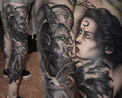 thigh tattoos for guys 364 best tattoos black u0026 grey images on pinterest tattoo