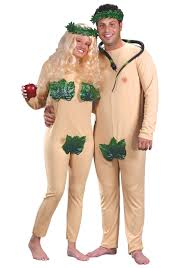 Keg Halloween Costume Adam Eve Couple Costume Funny Couples Costumes
