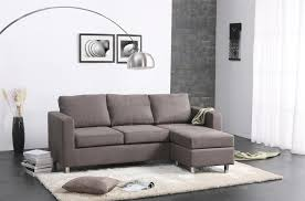 furniture stylish grey klaussner sectional sofa with chaise and