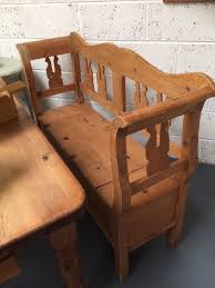 bench pine monks bench pine monks bench with storage old pine