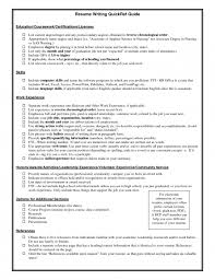 education on resumes the most amazing where to put certifications on resume resume