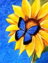 theme sunflower butterfly lemon berry studio