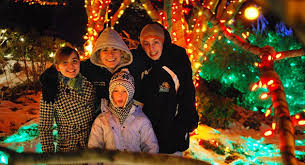 Gardenfest Of Lights Win A Family 4 Pack To Dominion Gardenfest Of Lights