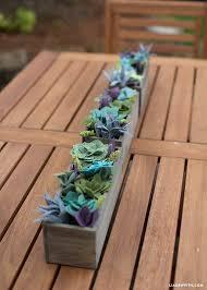 How To Make A Succulent Wall Garden by Felt Succulent Vertical Garden Lia Griffith