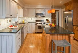 Resurfacing Kitchen Cabinets Before And After Cabinet Refacing Kitchen Best Home Furniture Decoration
