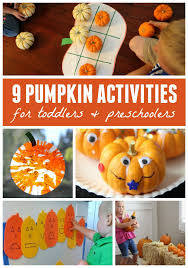 toddler approved 9 pumpkin activities for toddlers and preschoolers