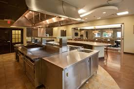 commerical kitchen design