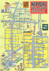 Map Fabric 23 Best Tokyo Nippori Fabric Town Images On Pinterest Tokyo