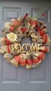 34 best antler wreath images on antler wreath burlap