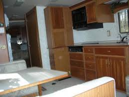 rv renovation ideas renovation on a winnebago chieftain interior