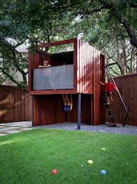 exterior design outdoor wooden play house flooring for