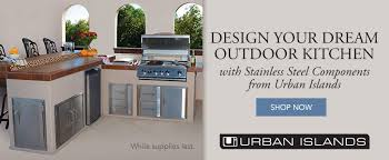 Outdoor Kitchen Supplies - costo patio furniture plus more for your outdoor living space