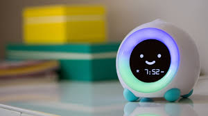 mella all in one clock to keep your kid in bed longer by little