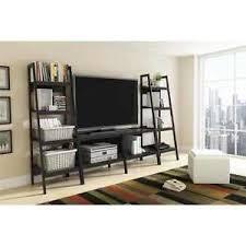 altra metal ladder bookcase set of 2 black shelves shelf decor
