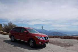 capsule review 2015 nissan pathfinder the truth about cars