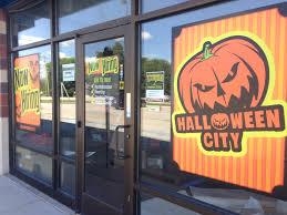hallowen city