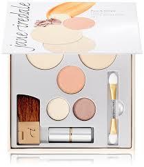 amazon com jane iredale pure u0026 simple makeup kit light 5 80 oz