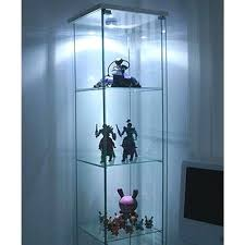 ikea curio cabinet canada ikea glass display display case glass curio cabinets glass display