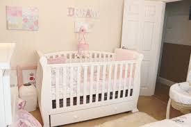 bedroom beautiful creation baby girls nursery white color