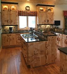 wood kitchen furniture craftsman style furniture burl wood