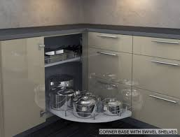 ikea lazy susan cabinet how to take advantage of that space at your kitchen corners