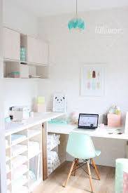 gorgeous modern office deskwooden desk chair kids office ideas