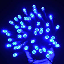 Battery Powered Led Lights Outdoor by Qedertek Battery Christmas String Lights 50ft 200 Led Fairy