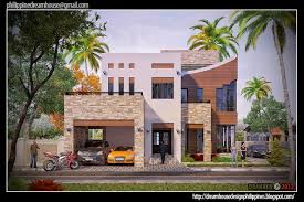 two storey house modern two storey house designs modern house design in philippines