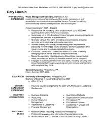 Sample Resume For Environmental Engineer by 100 Project Managers Resume Cool Construction Project
