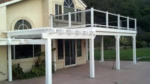 balcony railing covers bamboo fencing ideas for garden patio or