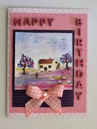 homemade birthday cards thriftyfun