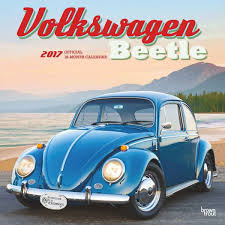 volkswagen beetle blue volkswagen beetle calendars 2018 on europosters