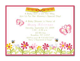 tips to create baby shower invitations for girls invitations