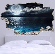 Full Wall Stickers For Bedrooms Best 25 Wall Stickers Ideas On Pinterest Wall Walls And Brick