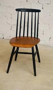 chaise de style chaise vintage bois annaces 60 chaises bistrot bois vintage