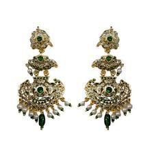 rajputi earrings artificial rajputi earrings at rs 500 pair artificial earrings