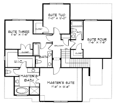 second empire floor plans home plans homepw09977 2 241 square 4 bedroom 3 bathroom