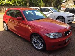 bmw 118d m sport 6 speed manual low mileage with fsh hpi clear