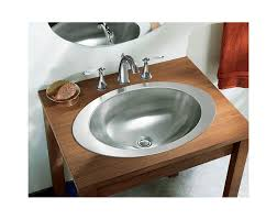 Kohler Overmount Bathroom Sinks by Faucet Com K 2603 Su Na In Not Applicable By Kohler