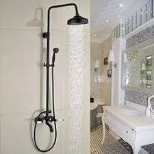 Rozin Led Light Spray Kitchen by Rozin Oil Rubbed Bronze Bathroom Square Rainfall Tub Shower