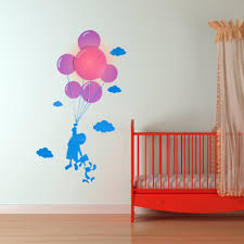 stickers pour chambre d enfant le sticker pour décorer la chambre des enfants sur rapid cadeau