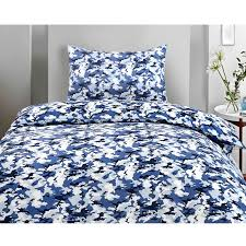 girls camouflage bedding print children teenage kids boys girls football quilt duvet cover