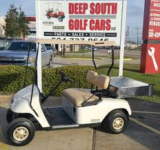 deep south golf cars parts sales and service golf cart sales