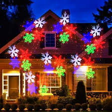 projection lights outdoor laser projector light landscape garden lawn